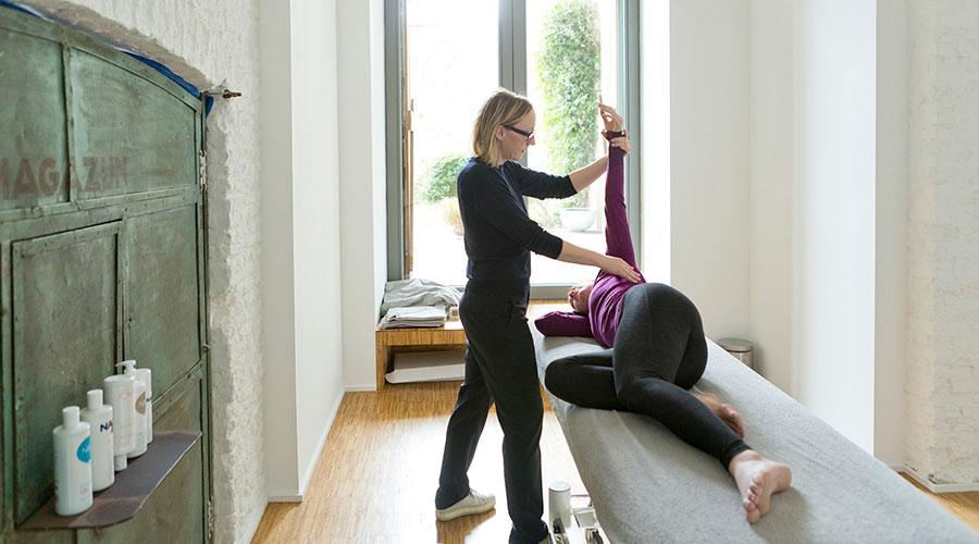 Ellen Jacobs - fysiotherapie