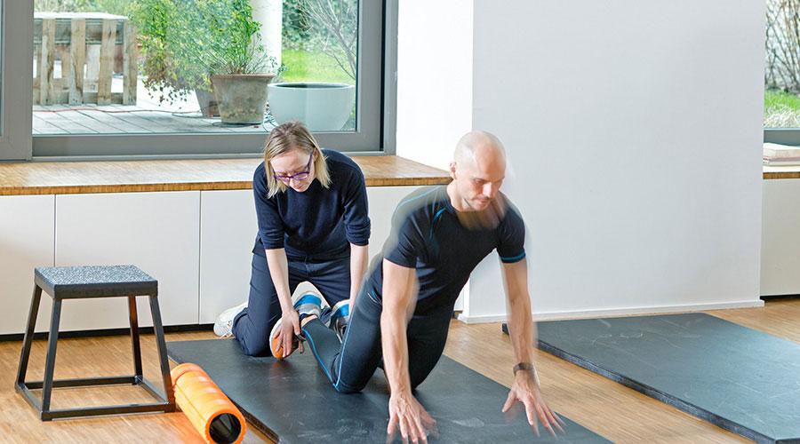 Ellen Jacobs - personal training